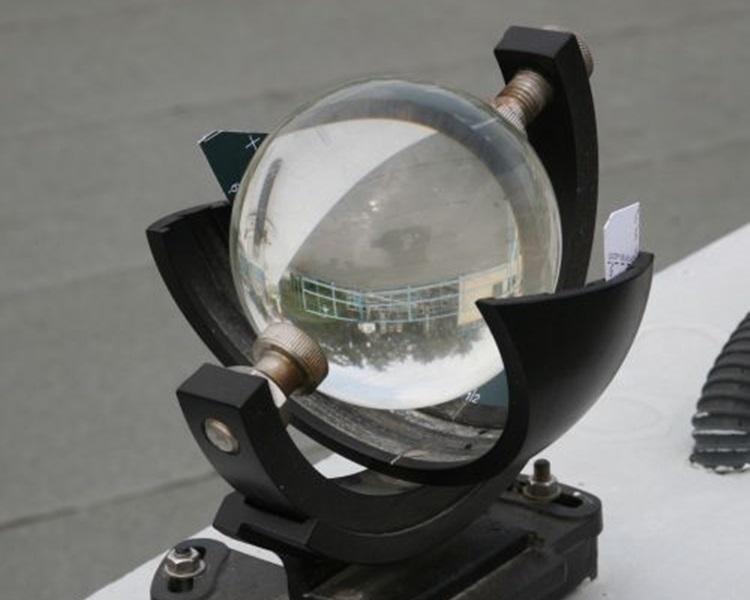 康培爾‧斯托克日照計。天文台圖片