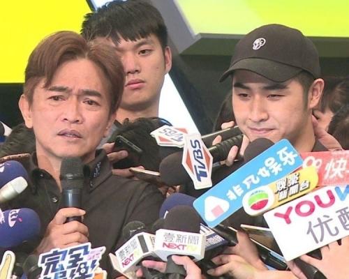 19歲兒子聲稱炸台北市政府 吳宗憲勒令退出娛圈