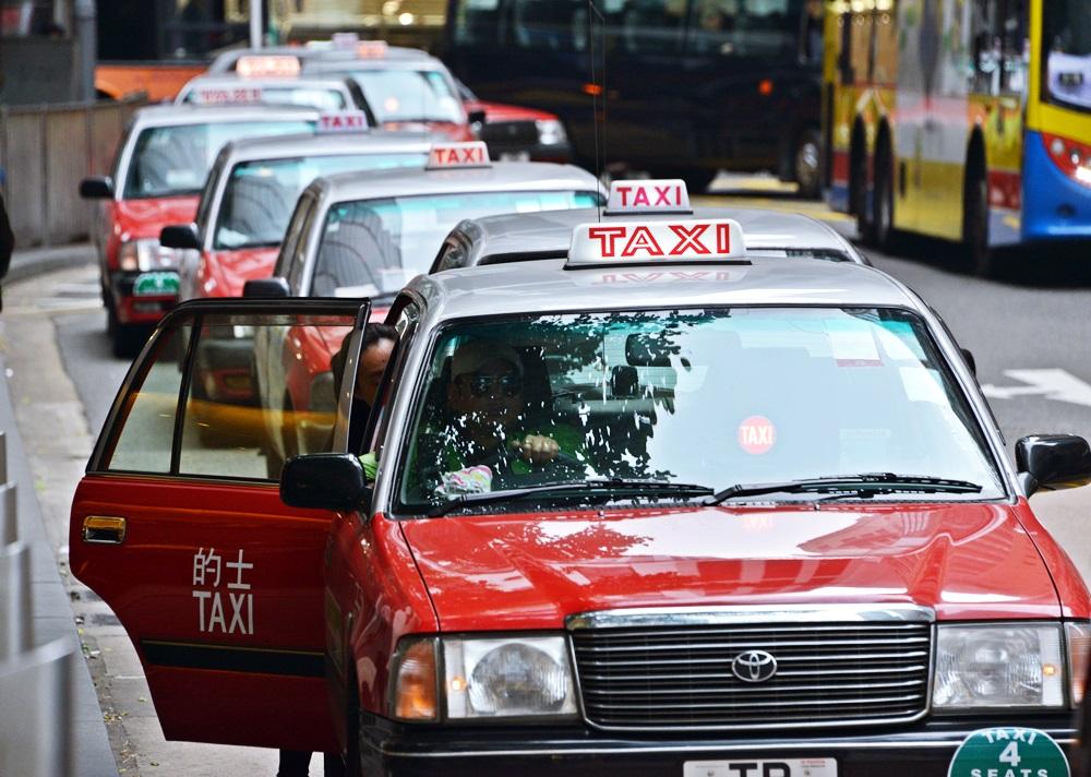 調查指6成市民不滿的士司機服務。資料圖片