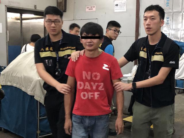 行動中共拘捕7名非法勞工及1名涉嫌聘用非法勞工的人士。 入境處提供