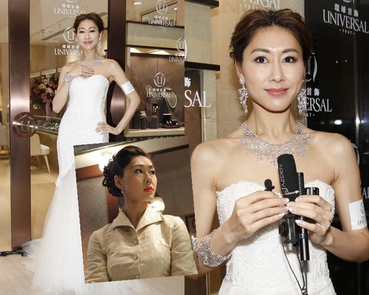 胡定欣唔介意冇份演《城寨英雄》班底新劇,認為監製選角總有原因,她亦想多休息。