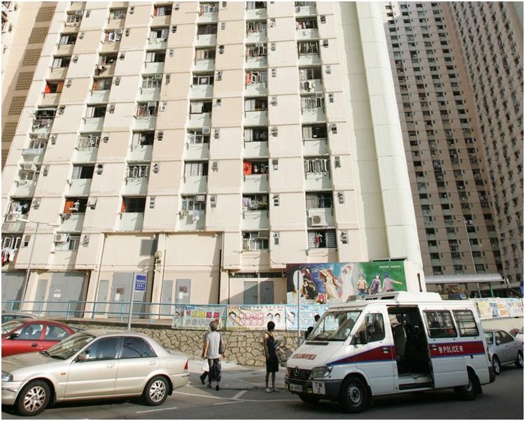 事發於大興邨興昌樓28樓一單位。