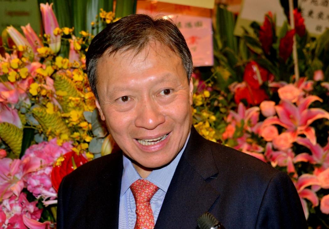 現年68歲的郭炳湘,為新鴻基地產聯合創辦人郭得勝的長子。