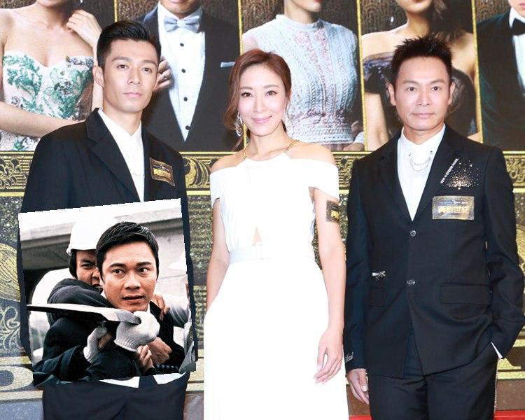 郭晉安再演《創世紀》無乜感觸;楊怡想老公儲錢買樓落佢名。
