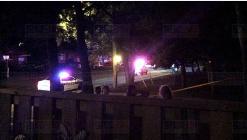 週日凌晨12:40分,警方接到報警稱Vodden東街夾Kennedy北路有槍響。(網圖)
