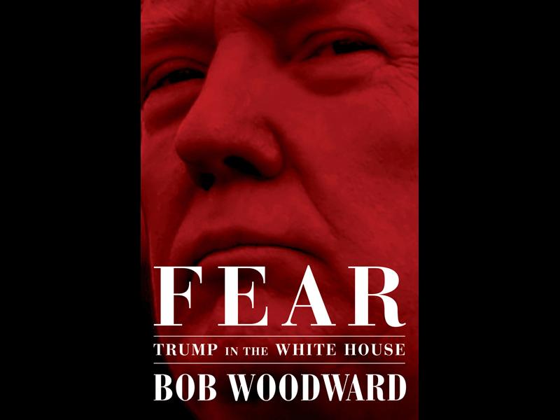 伍德華的新書《Fear: Trump in the White House》指特朗普曾向國防部長馬蒂斯提出暗殺巴沙爾。AP