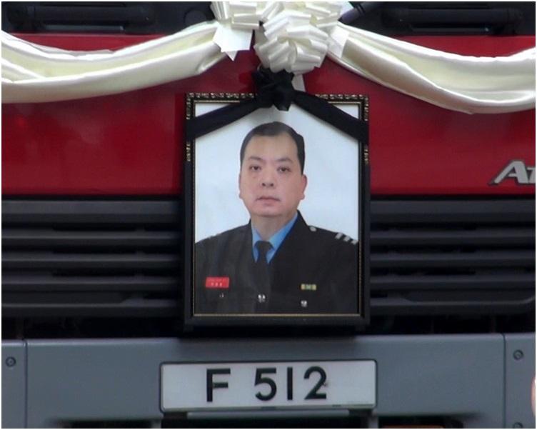 梁國基意外中死亡,享年49歲。資料圖片