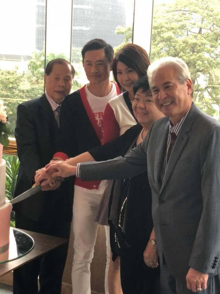 (June Leung fb圖片)