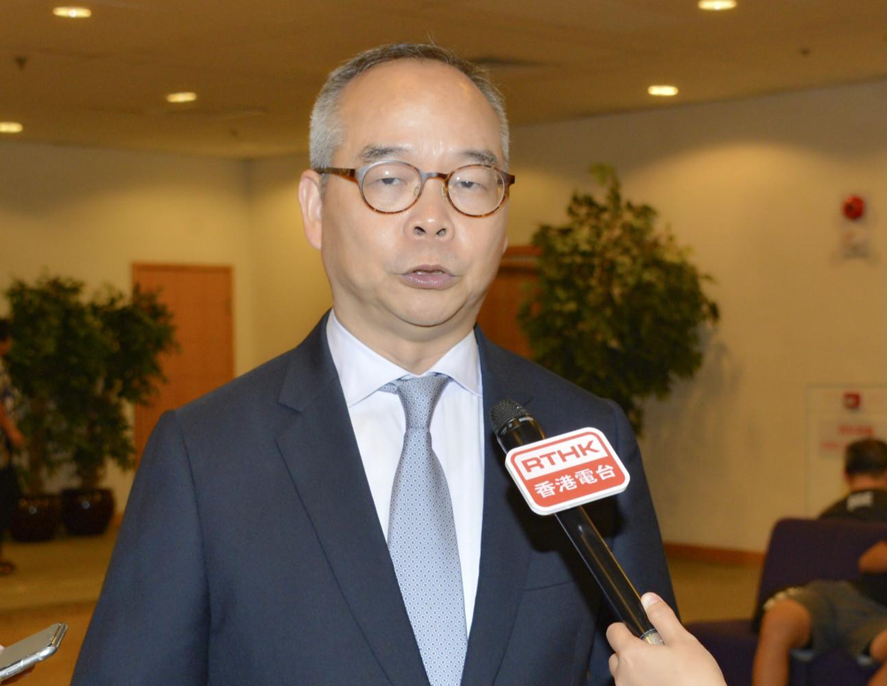 劉江華將與兩國負責文化及體育政策的官員會面。資料圖片
