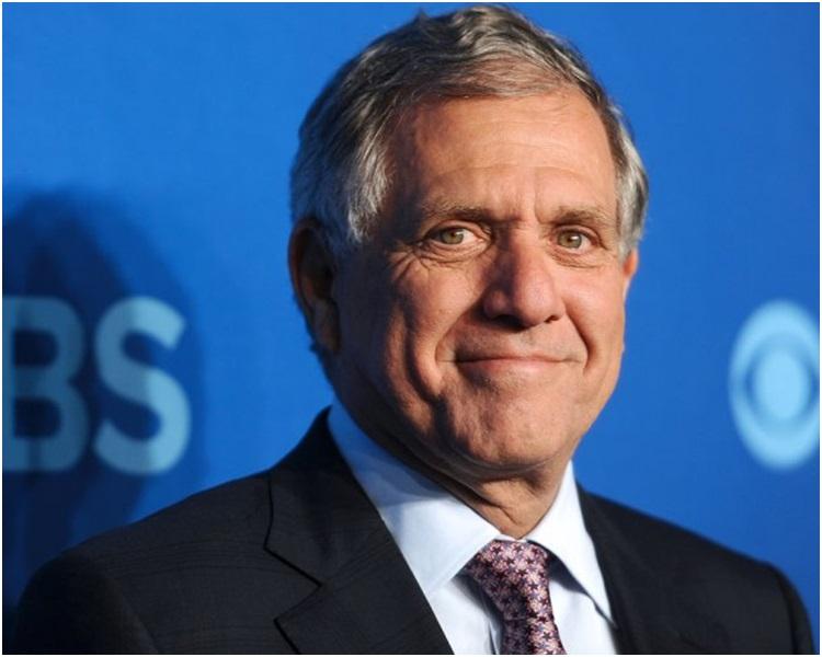 美国哥伦比亚公司(CBS)主席兼行政总裁蒙维斯(Leslie Moonves)早前被爆性丑闻事件,现有12名女子指控他性骚扰。 资料图片