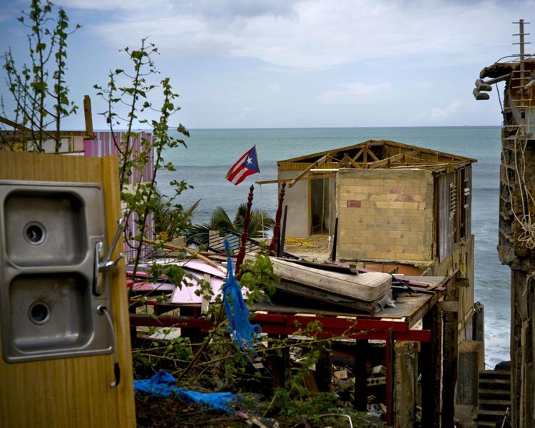 波多黎各復原之路還很漫長。AP資料圖片