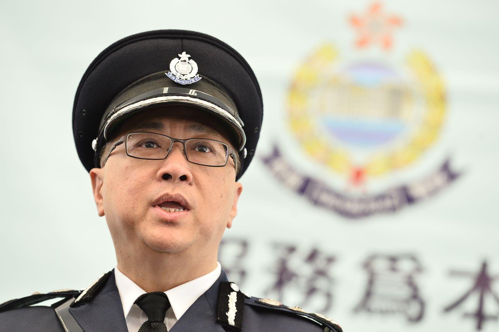 盧偉聰今年11月19日達退休年齡。