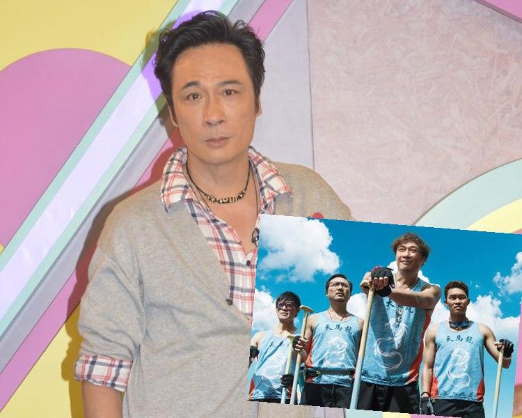吳鎮宇指《逆流大叔》一定不會拍續集,撐原班人馬開拍新故事。