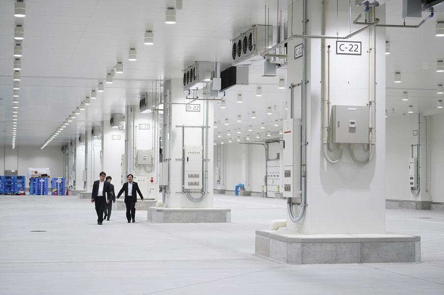 豐州市場將於10月11日正式啟用。AP
