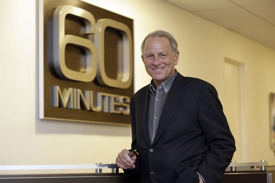 《60分鐘時事雜誌》監製法格將離職。AP資料圖片