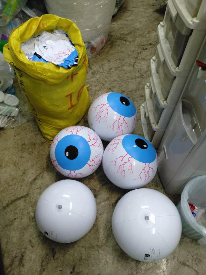 沙田回收中心fb圖片