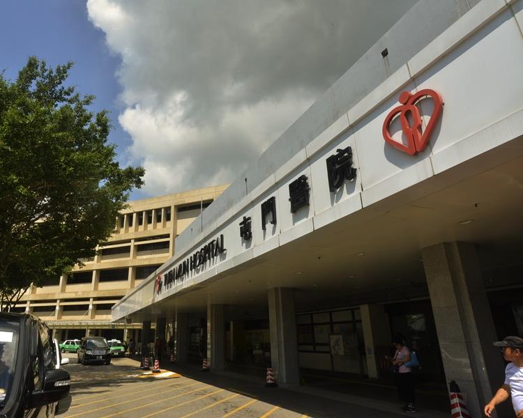 屯門醫院。資料圖片