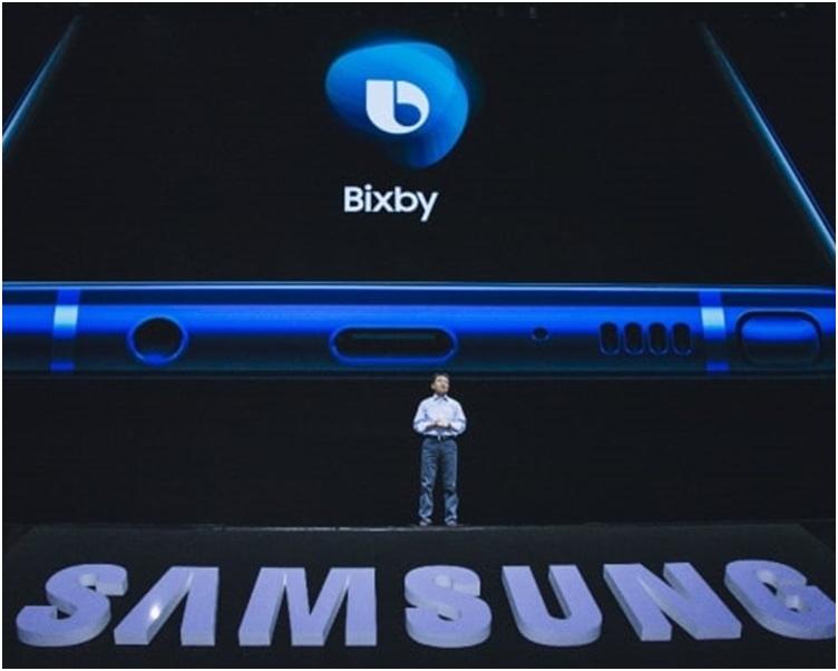 三星刚于上月推出最新款旗舰机Galaxy Note 9。