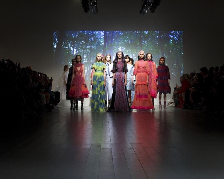倫敦時裝周成為全球首個棄用皮草的知名時裝周。AP