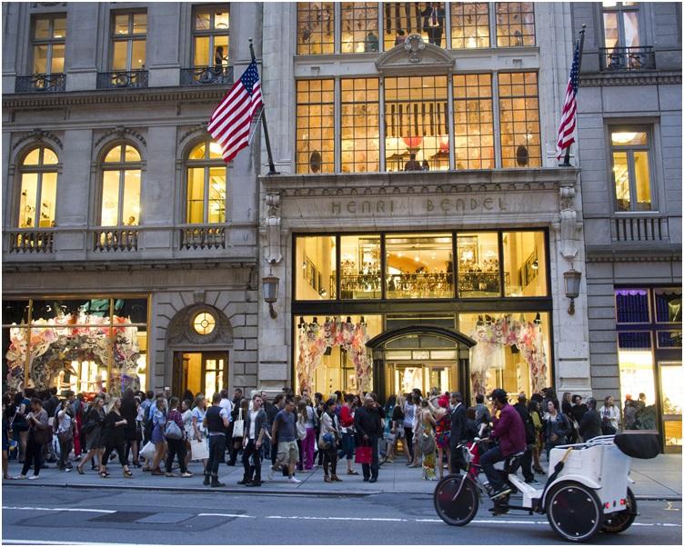 Henri Bendel年底的购物旺季仍会如常营业。