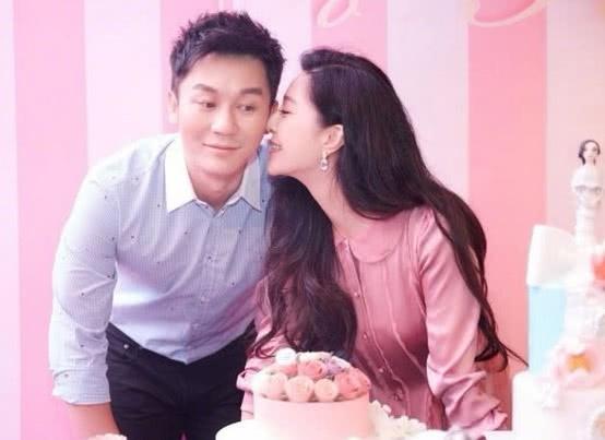 去年范冰冰生日兼公佈男友李晨求婚成功,獲近半個娛圈人祝賀。(微博圖片)