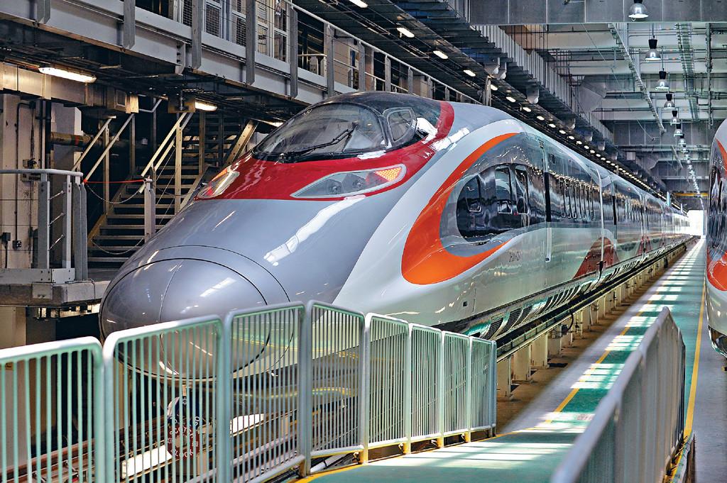 Image result for 高鐵香港段 山竹