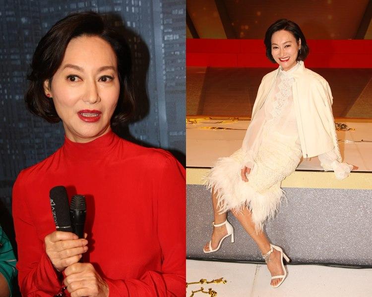 惠英紅自言著緊劇集收視多過爭獎。