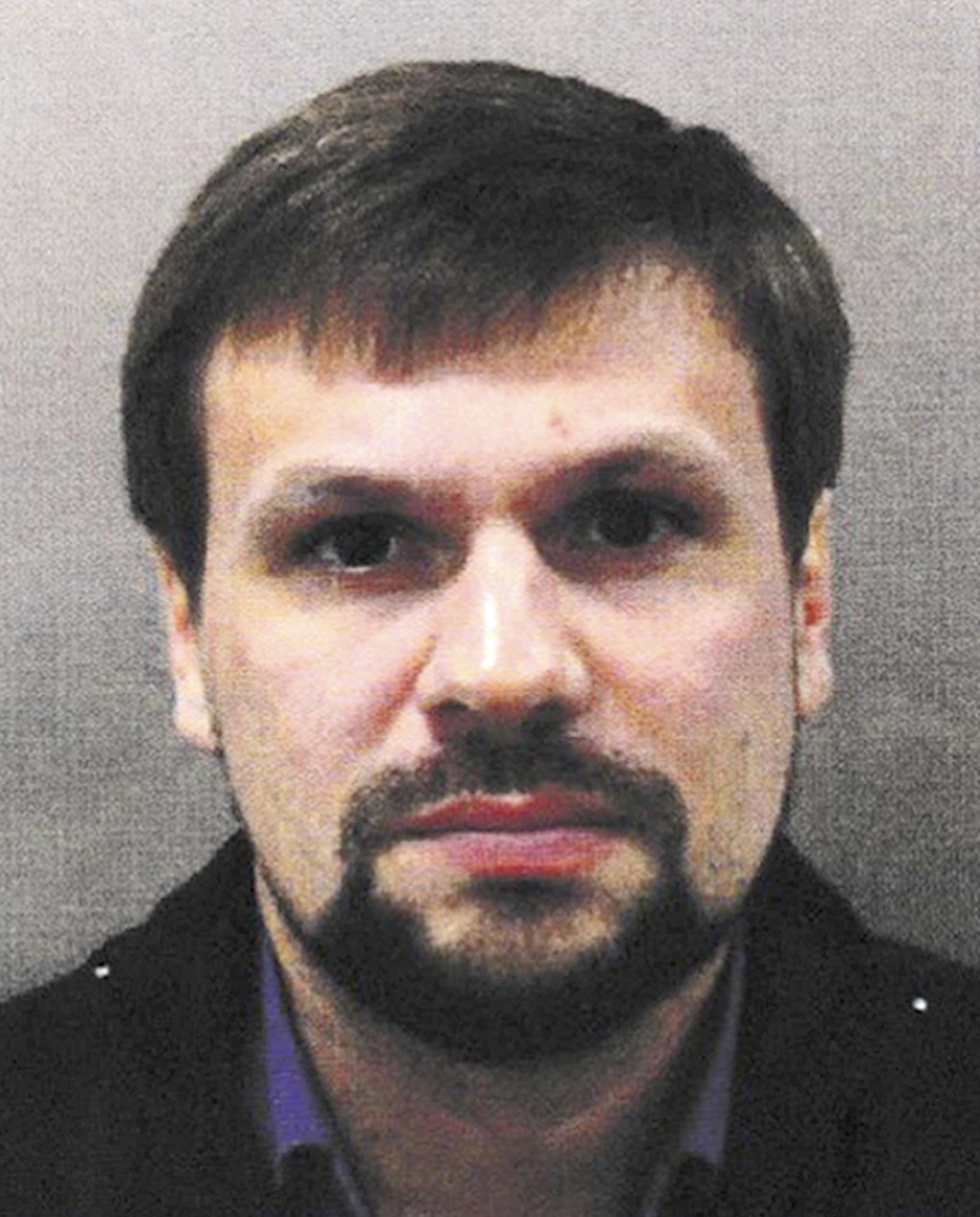 博希羅夫據報是俄羅斯總參謀部情報總局的上校。AP