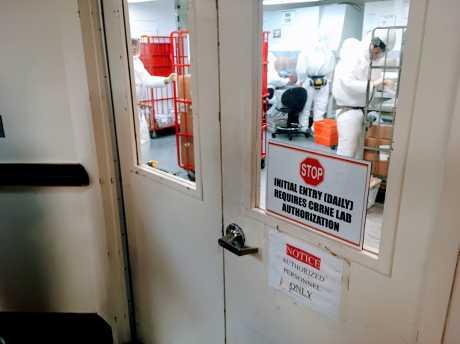 當局針對寄給五角大廈和特朗普的毒郵件一事展開調查。