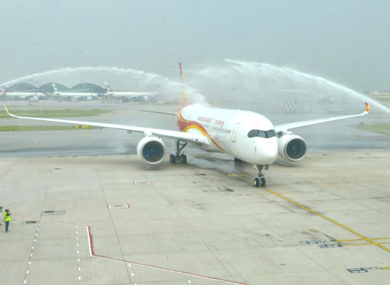 香港航空11月2日起徵收燃油附加費。資料圖片