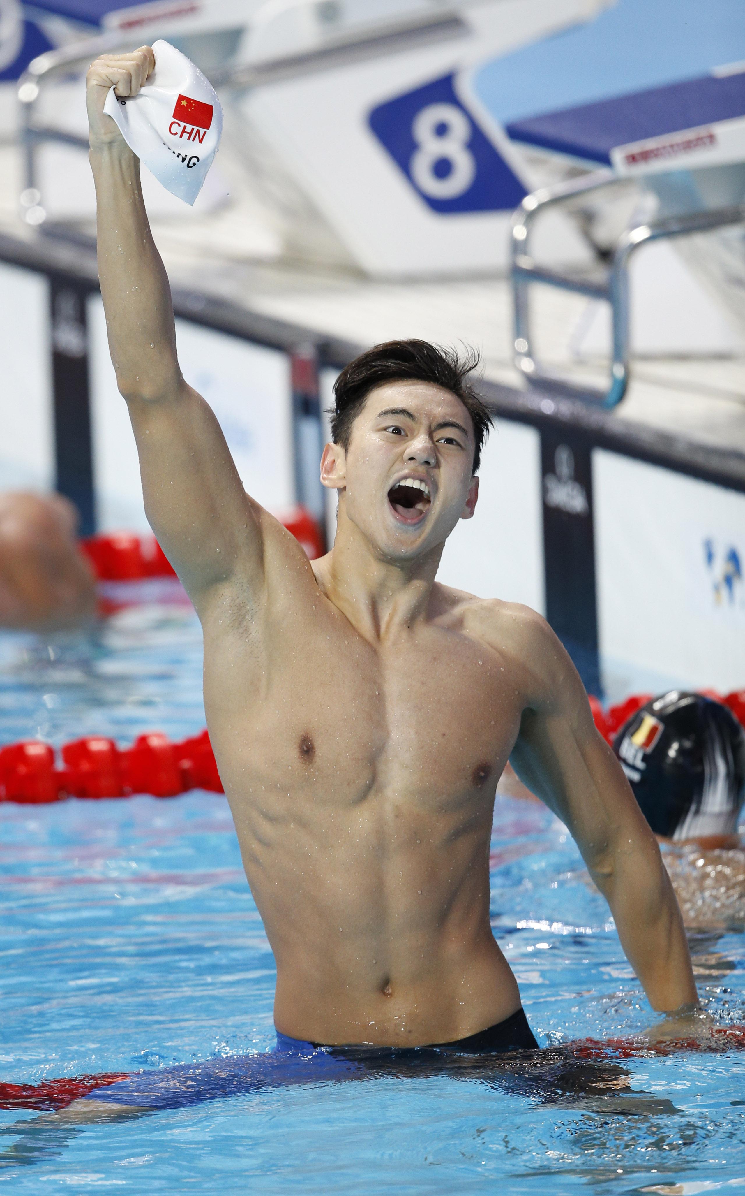 久別賽場的寧澤濤將出戰全國泳賽。