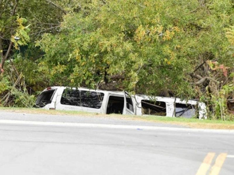 州長科莫(Andrew Cuomo)表示,那部房車不應在路上行駛。(網圖)