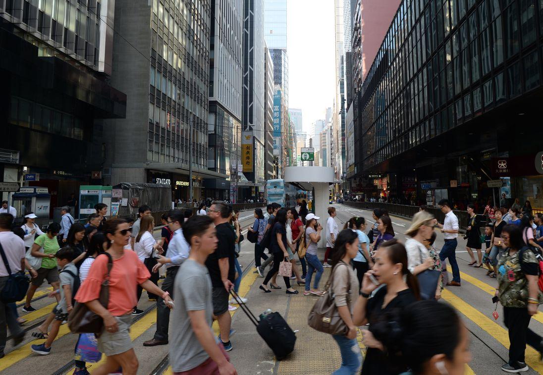 林鄭預料香港今年全年經濟增長仍可望達到3至4%。