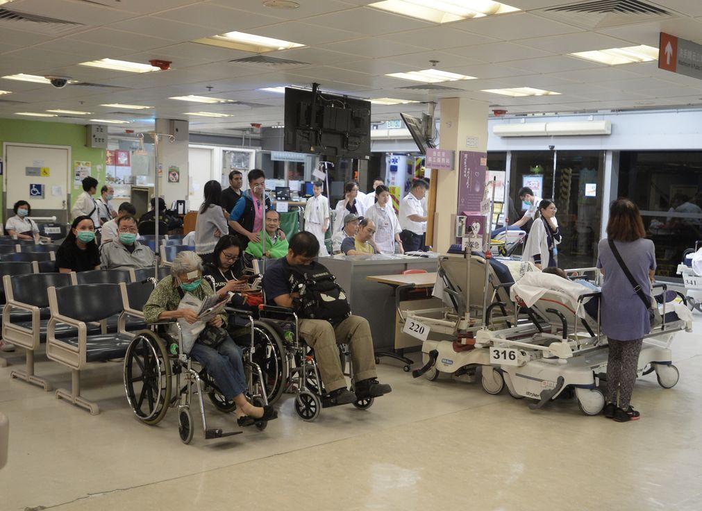 醫療問題是本港另一個受關注議題。