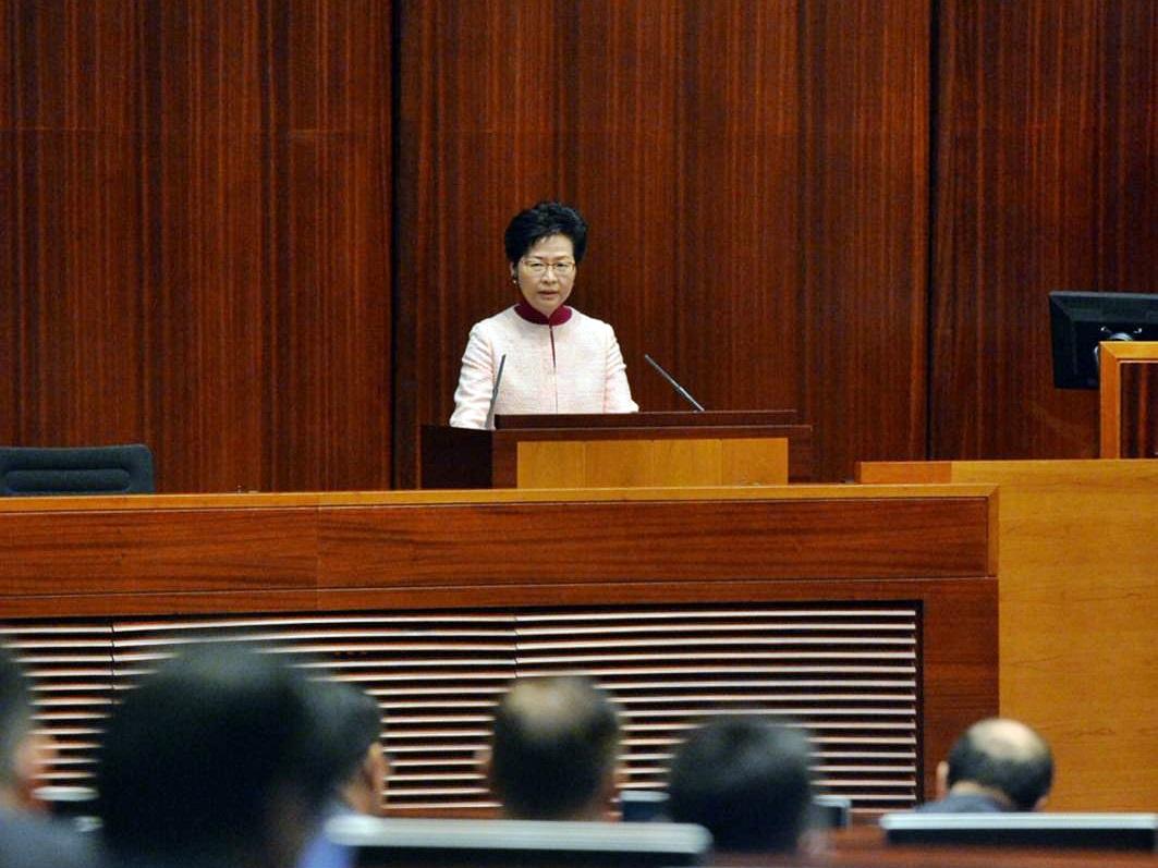中華出入口商會認為施政報告顧及社會各界的需求。