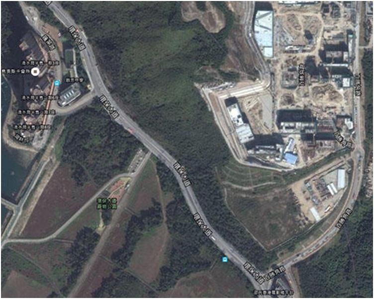 香港首間中醫醫院選址在將軍澳百勝角。