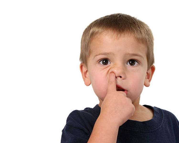 专家发出新警告:挖鼻孔可能会引致肺炎。网图