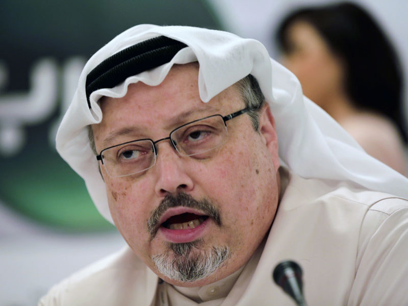 土耳其和沙特阿拉伯将成立联合工作组,调查《华盛顿邮报》记者卡舒吉失蹤案。