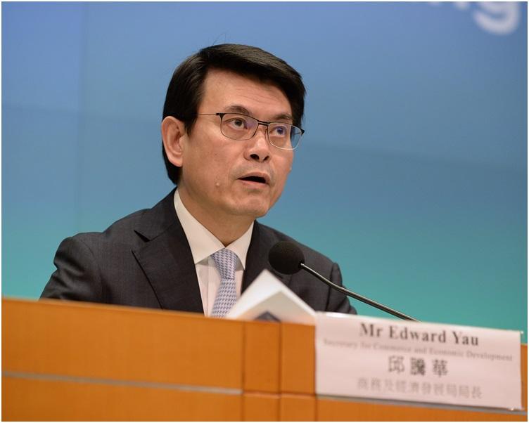 邱騰華認為政府要有決心去投資未來。