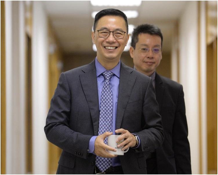 楊潤雄會盡快與教育界商討14周產假安排。