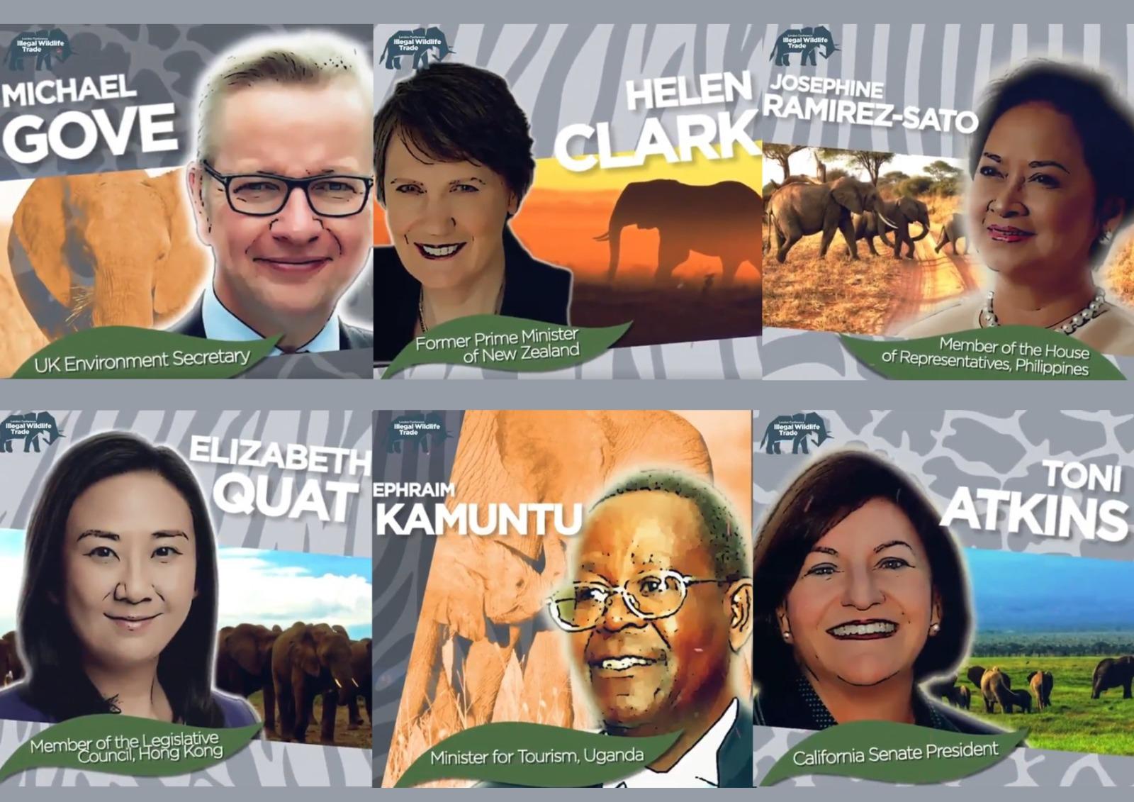 葛珮帆(左下)加入「象牙聯盟2024」。