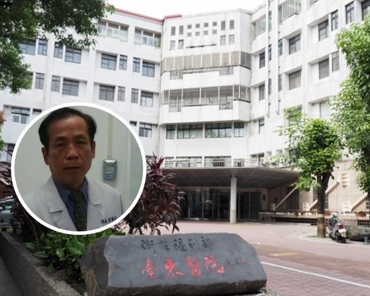 院長(小圖)承認疏失並向家屬致歉。網圖