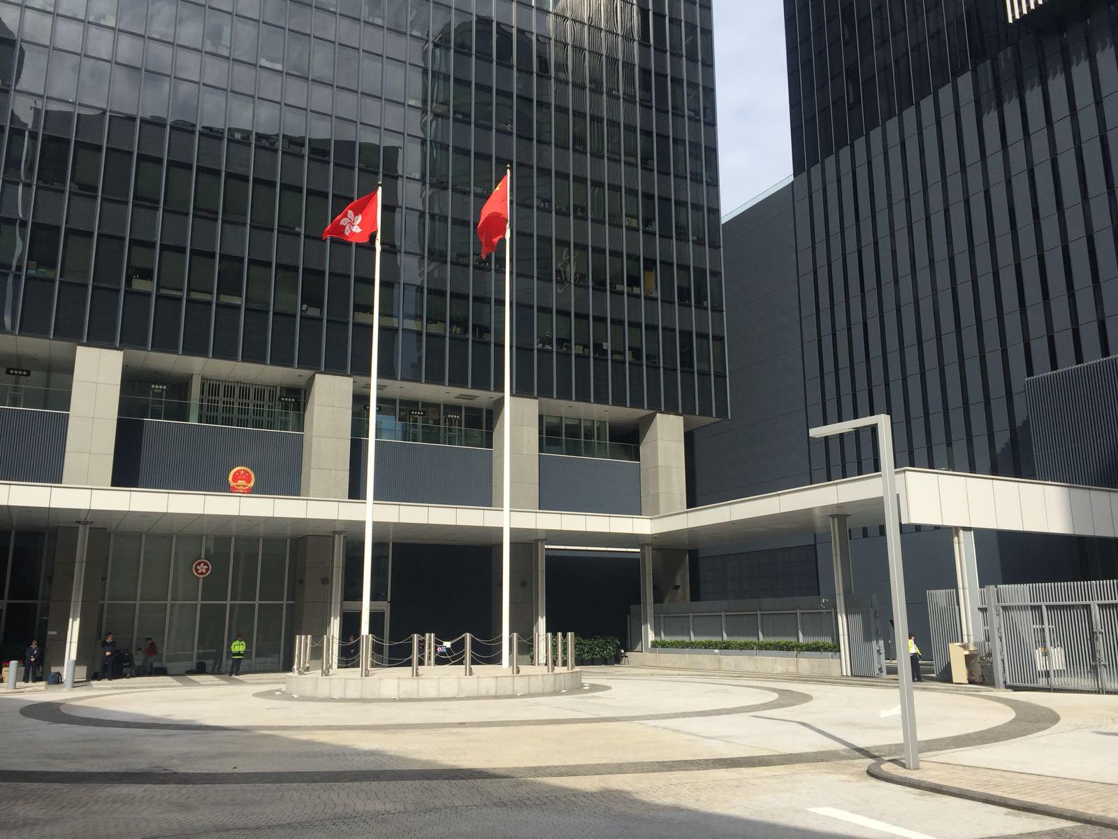 政府指取消劉小麗參選資格非政治審查或限制言論自由。資料圖片