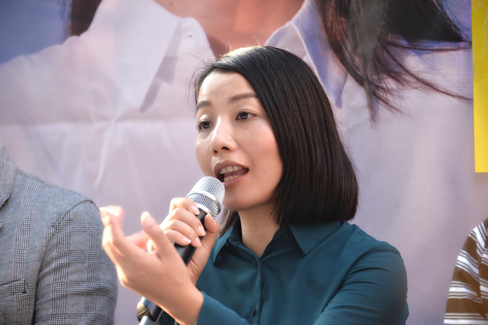 劉小麗遭裁定參選立法會提名無效。資料圖片