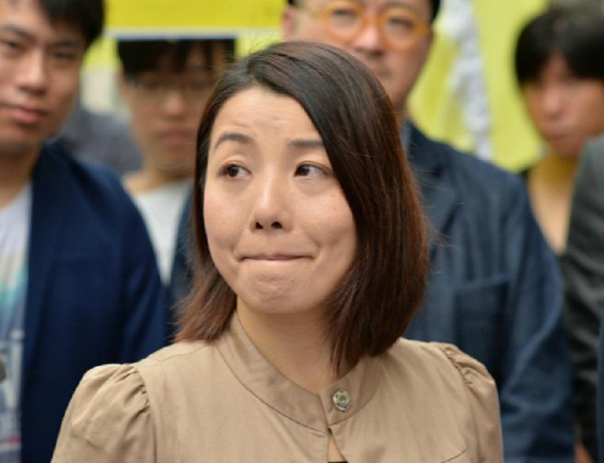 劉小麗參加立法會補選提名無效。資料圖片