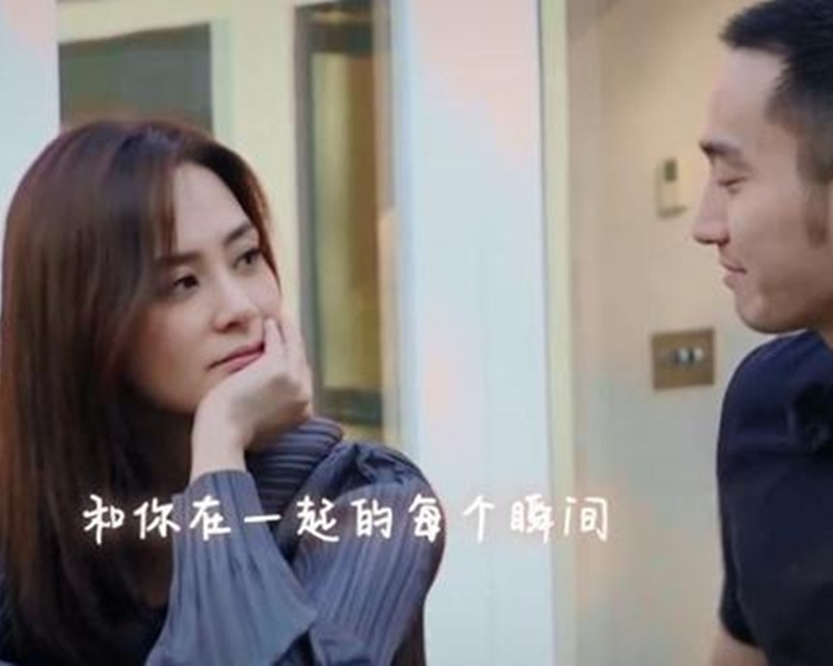 阿嬌跟賴弘國早前到拍攝內地真人騷《爸媽學前班》。