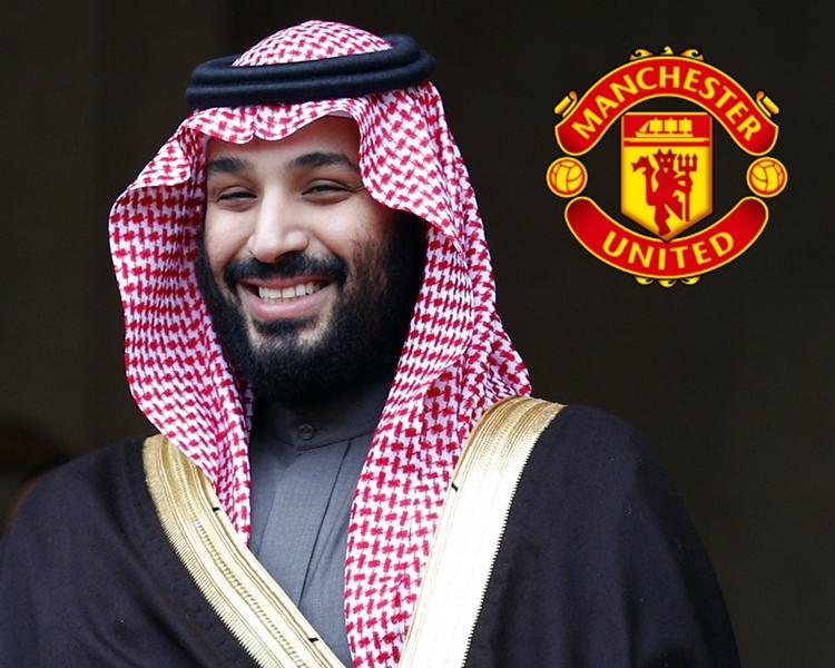 传沙特王储穆罕默德有意收购英超联赛班霸曼联。