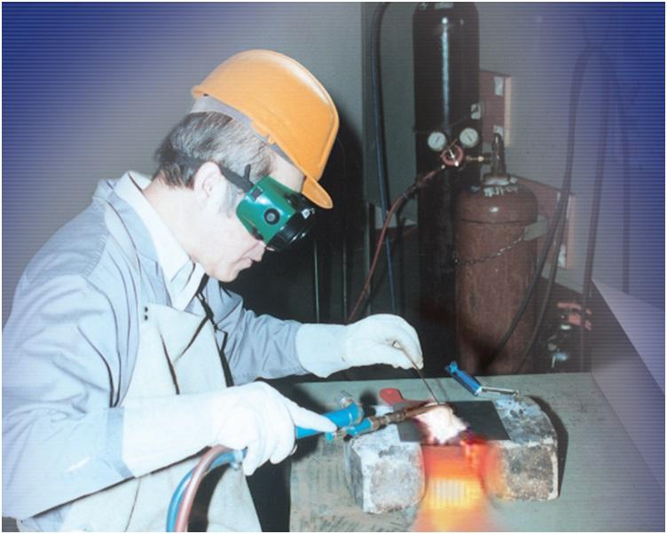 現時共有21個認可課程主辦機構舉辦「氣體焊接安全訓練課程」。網圖