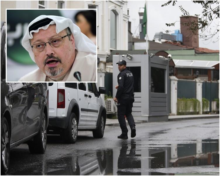 沙特首次承认卡舒吉在驻伊斯坦布尔领事馆内死亡。