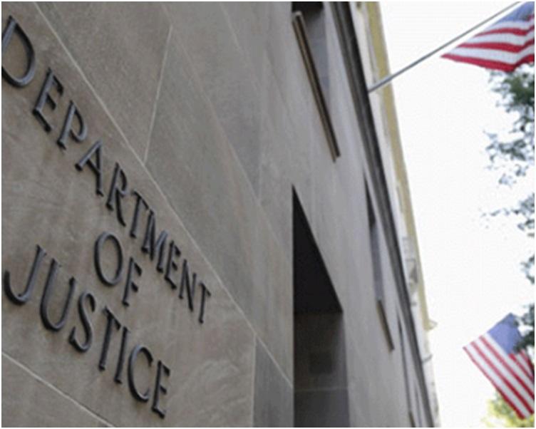 美国司法部落案起诉一名俄罗斯女子图干预美选举。